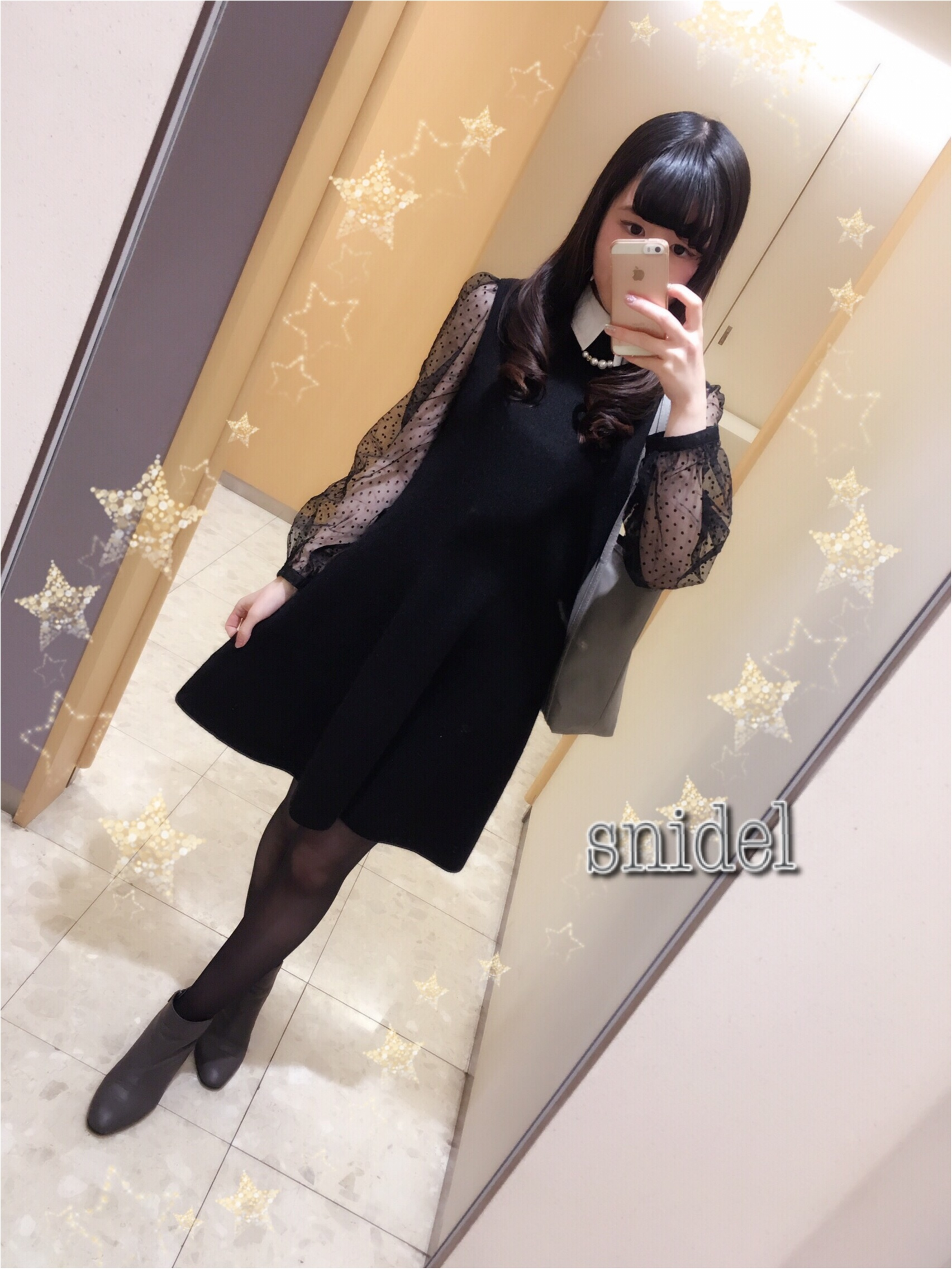 【snidel】りぃコーデ♡第1弾♡家族とshopping ver._1