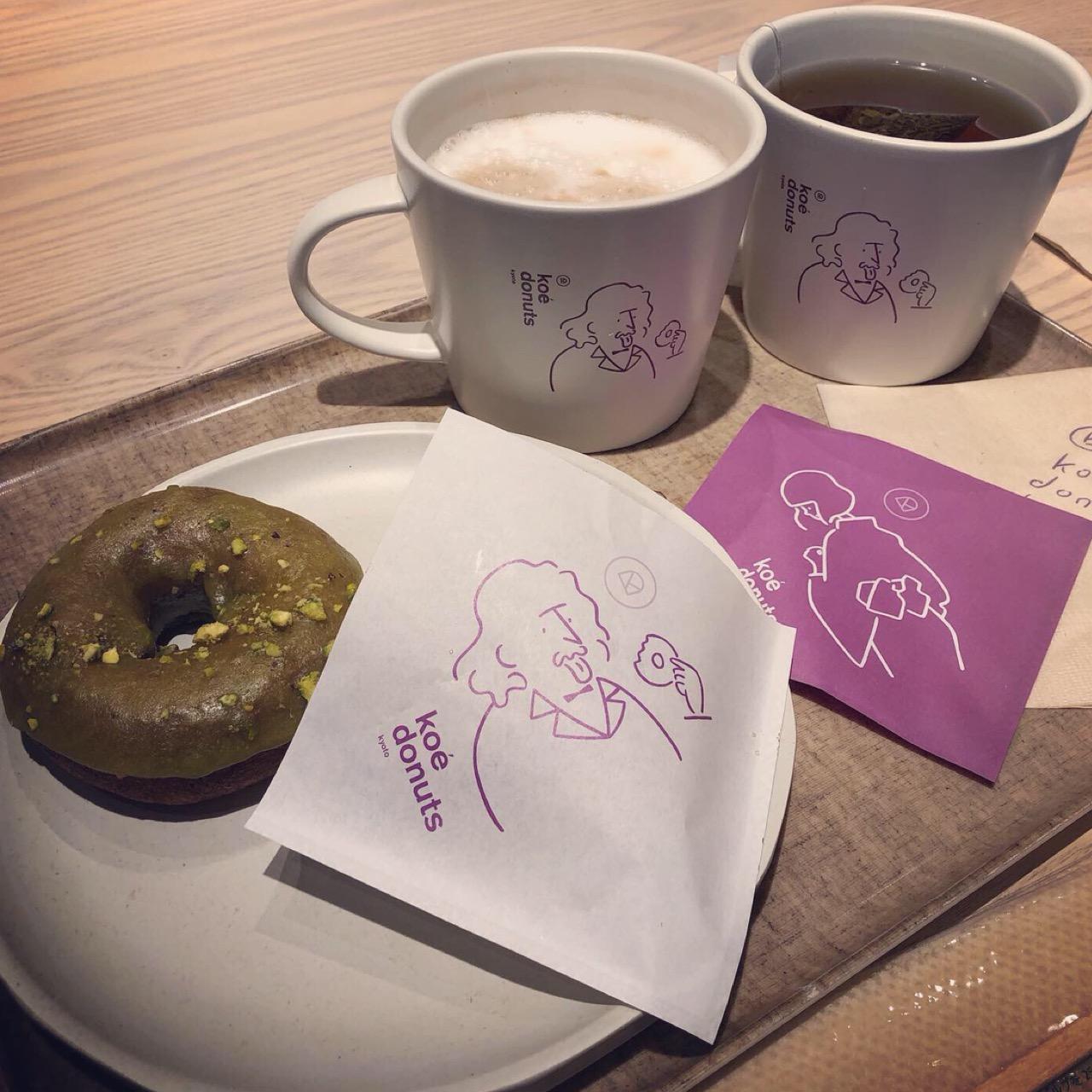 <京都*女子旅にオススメ>koé donuts kyotoのエシカルなドーナツがフォトジェニックでおいしすぎる!♡_7