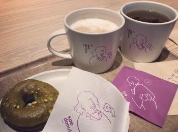 <京都*女子旅にオススメ>koé donuts kyotoのエシカルなドーナツがフォトジェニックでおいしすぎる!♡