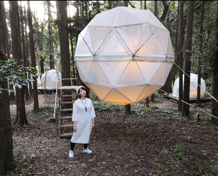 【グランピング】森に浮かぶテントに泊まれちゃう♡《INN THE PARK》@沼津_10