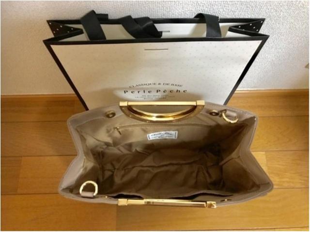 【リングハンドルバッグ】3wayで使えるバッグを購入♡♡_7