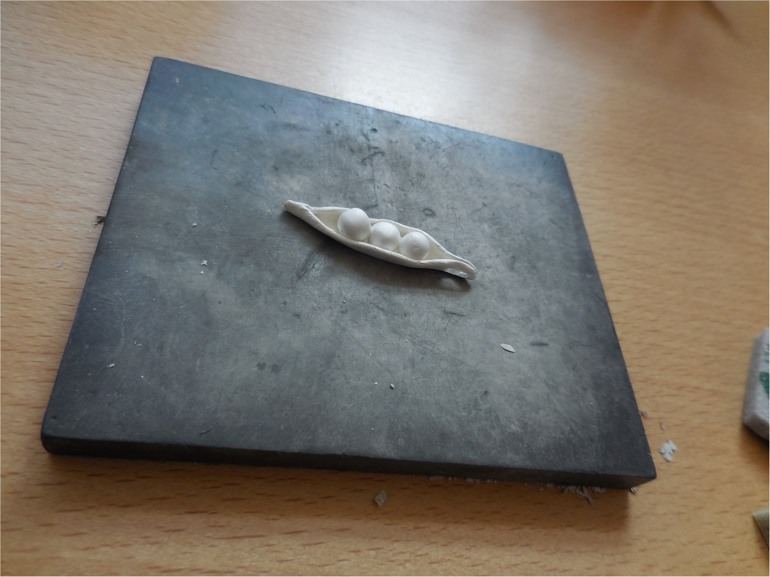 【ケユカ】純銀粘土で作るペンダントワークショップに参加してきました。_4