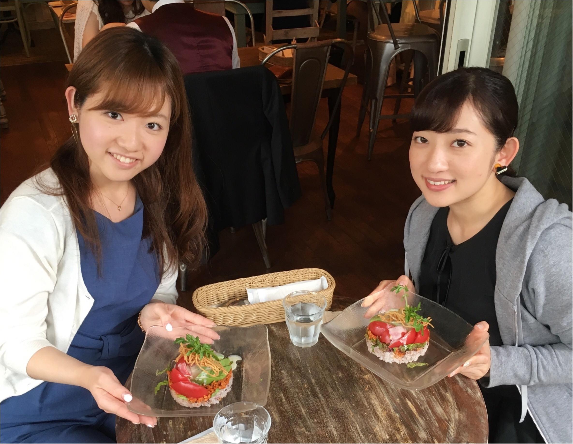 オシャレカフェで美意識UP〜♡_3