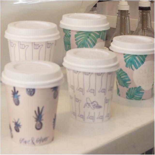 ハワイ/ホノルルをおさんぽ♪カップがかわいいと話題のコーヒースタンド♡_1