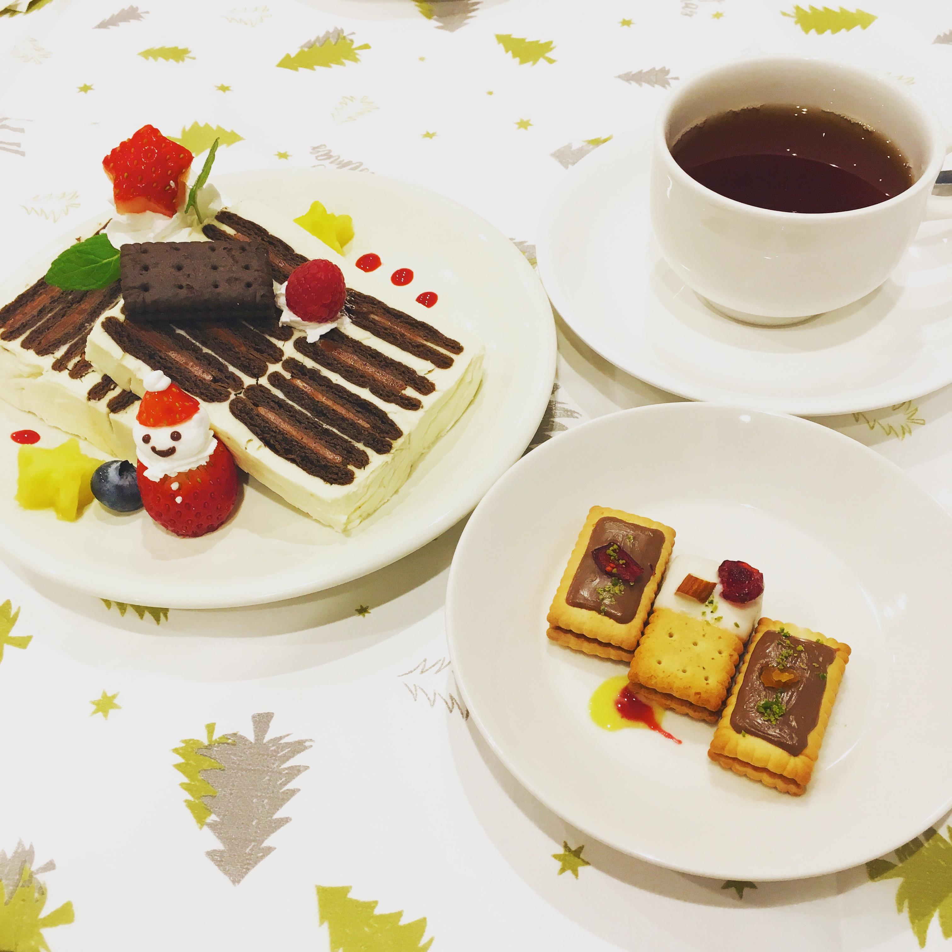 """ビスコLOVERが集まるクローズドイベント!""""ビスコ クリスマスファンミーティング""""に参加してきました♡_4"""