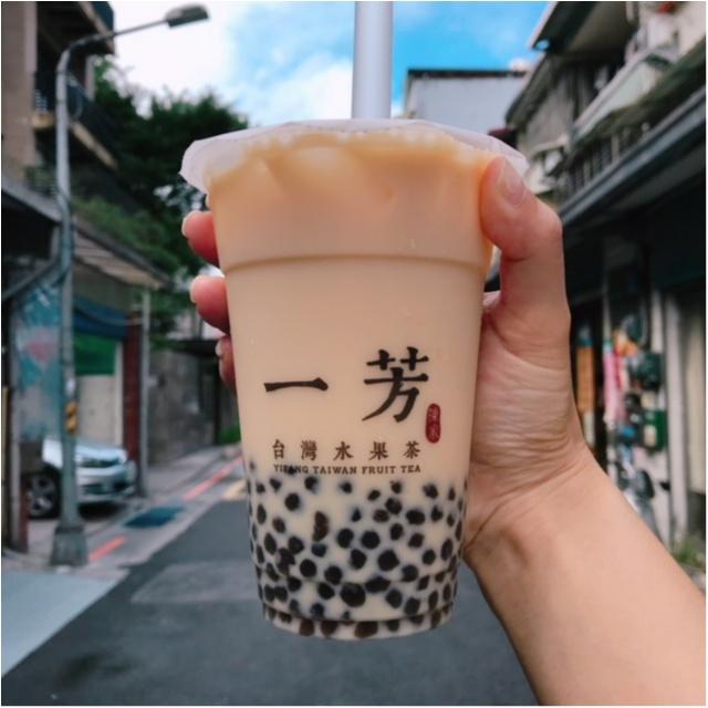 台湾でおすすめの「パールミルクティー」のお店4選♪_3