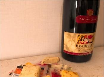 《スーパーで買える》ワインに合うオシャレな【濃厚チーズ】はコレがおすすめです♡