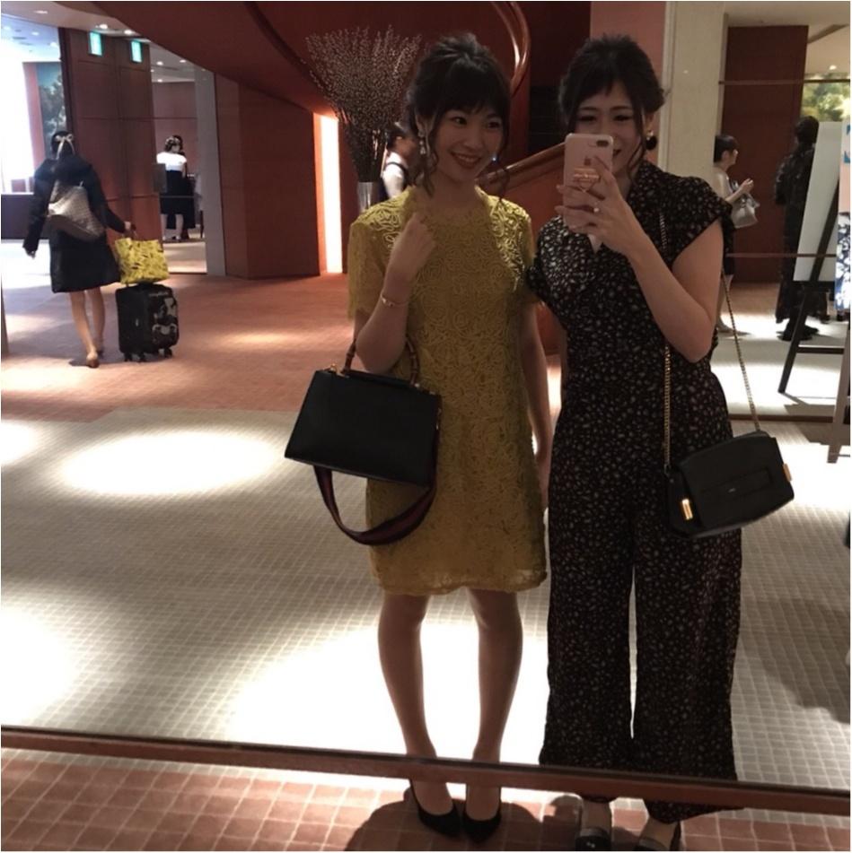 【ZARAコーデ】キラキラ女子いっぱい♡モアハピ部女子会にいってきました♪_2