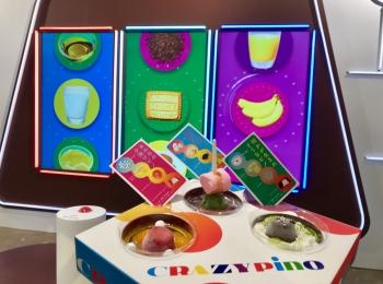 タピオカと「ピノ」を一緒に食べる!? 「ピノ」の未知の美味しさを楽しむ「CRAZYpino STUDIO」Photo Gallery