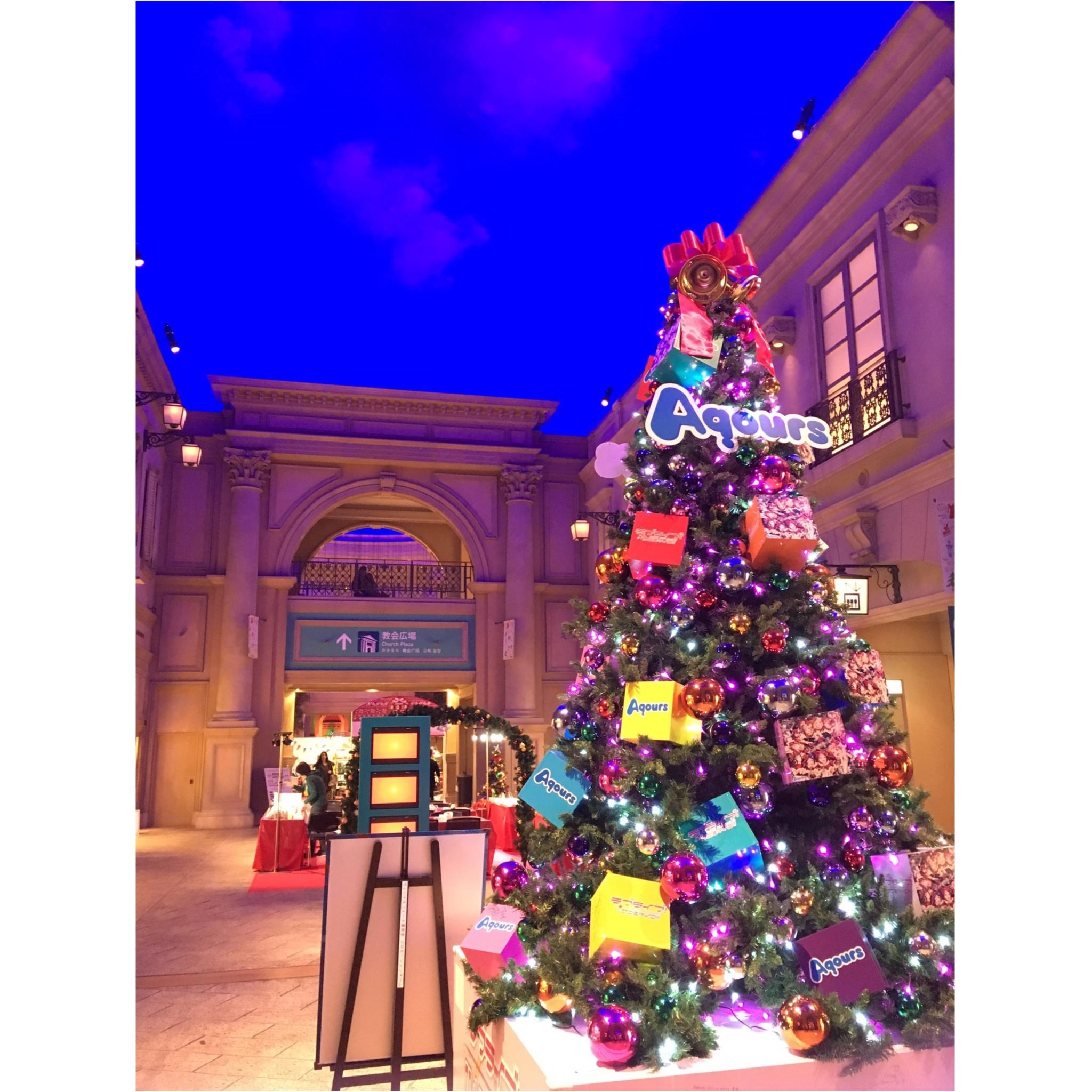 ※今週末まで※クリスマスデートにオススメ!!●●●で楽しむ最高にロマンチックな10のイルミネーション★_4