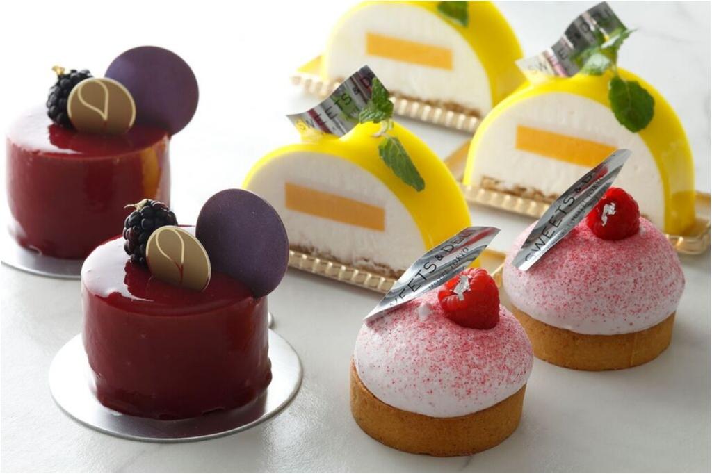 『パレスホテル東京』から、8/31(木)まで限定のサマースイーツ続々登場! ケーキからアフタヌーンティーまで全部ご紹介♡_1_3