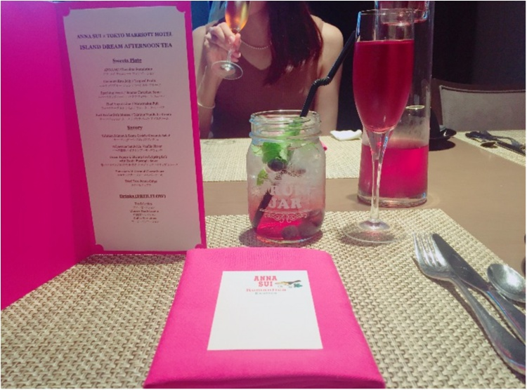 【FOOD】MORE ★★★女子会 @マリオット Lounge D~前菜編~_5