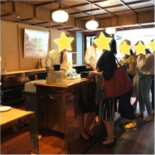 【表参道】Cafe Kitsuneでひと休み♡♡_8