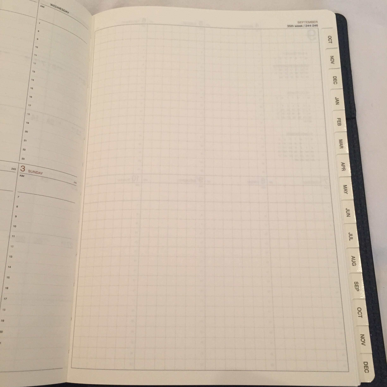 【2018年の手帳購入!!】アナログ派の私が10年以上手放せない手帳がこれ☆_5