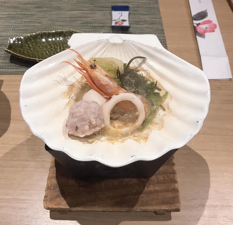 【金沢旅行】加賀屋旅館での夕食_7