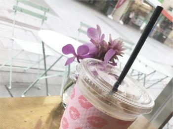 【青山】紅茶で一休み♩ALFRED TEA ROOMがBOBBI BROWNとコラボ中♡