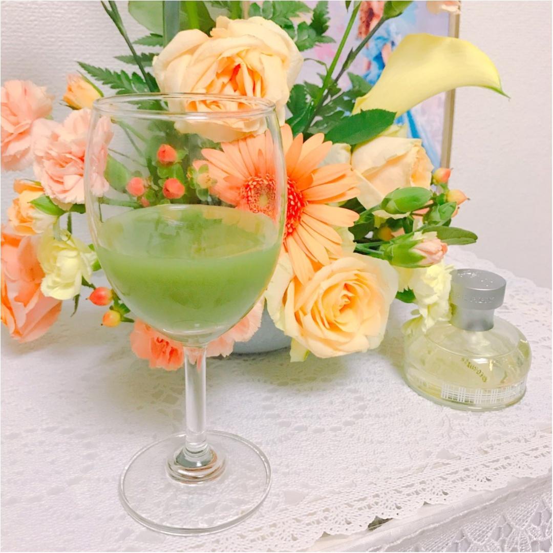美容にも健康にも効果的!【ミドリムシ】ジュースをご紹介します❤︎_5