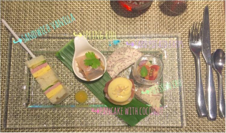 【FOOD】MORE ★★★女子会 @マリオット Lounge D~前菜編~_6