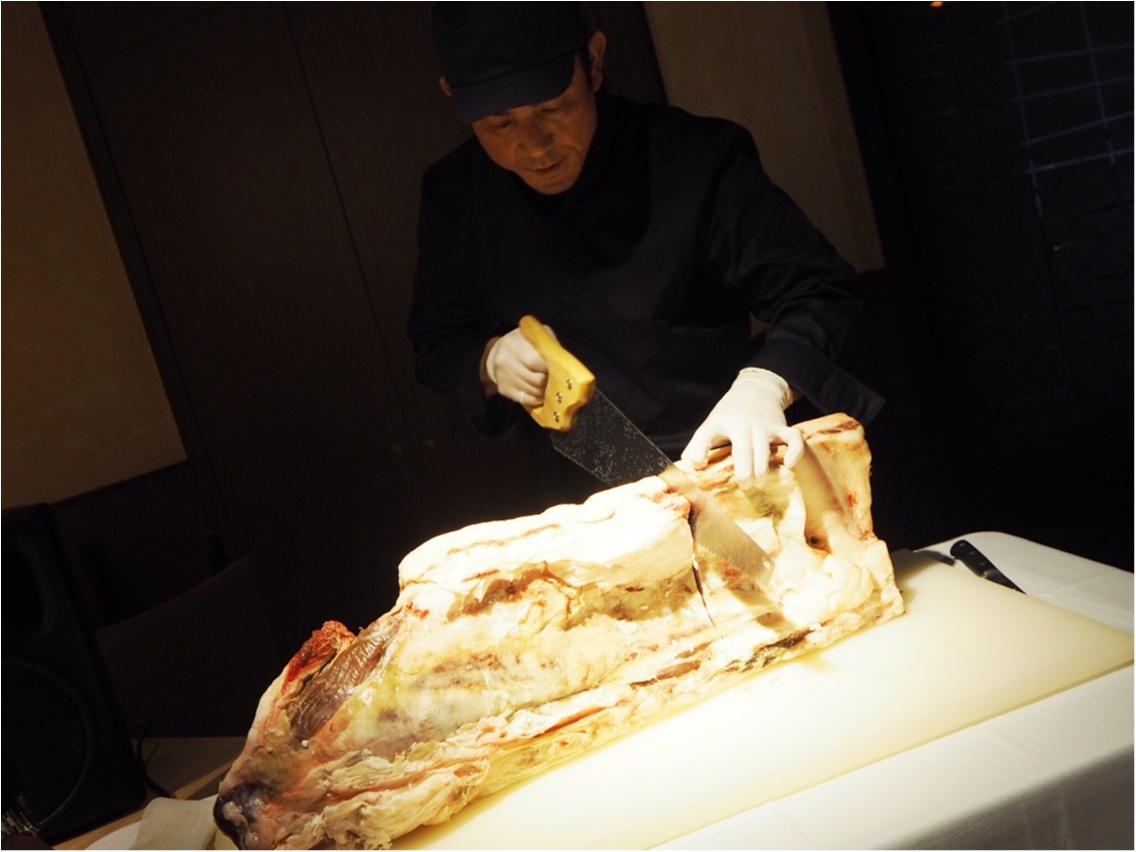 お肉と旬野菜のマリアージュ♡ふうふう亭 緑席_17