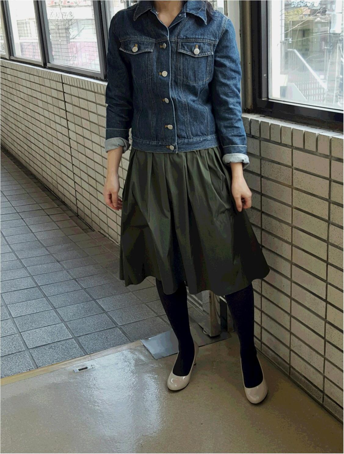 わたしが選んだ新しい春服 お仕事&休日コーデ まとめて紹介☆_1