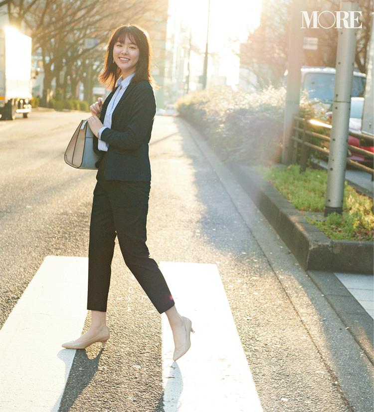ユニクロコーデ特集 - プチプラで着回せる、20代のオフィスカジュアルにおすすめのファッションまとめ_23