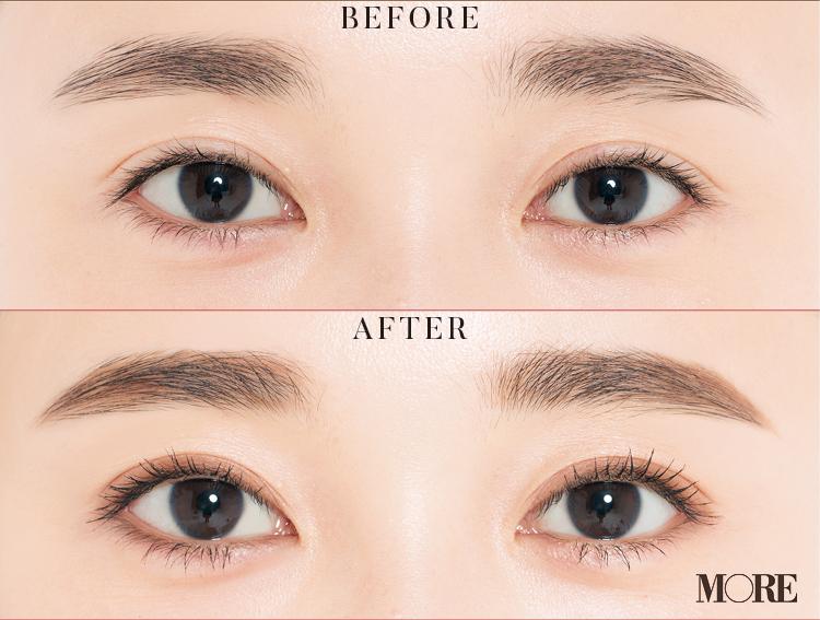「眉が薄い人」におすすめの眉の描き方。自然なボリュームを出すテク&仕上げアイテム!_1