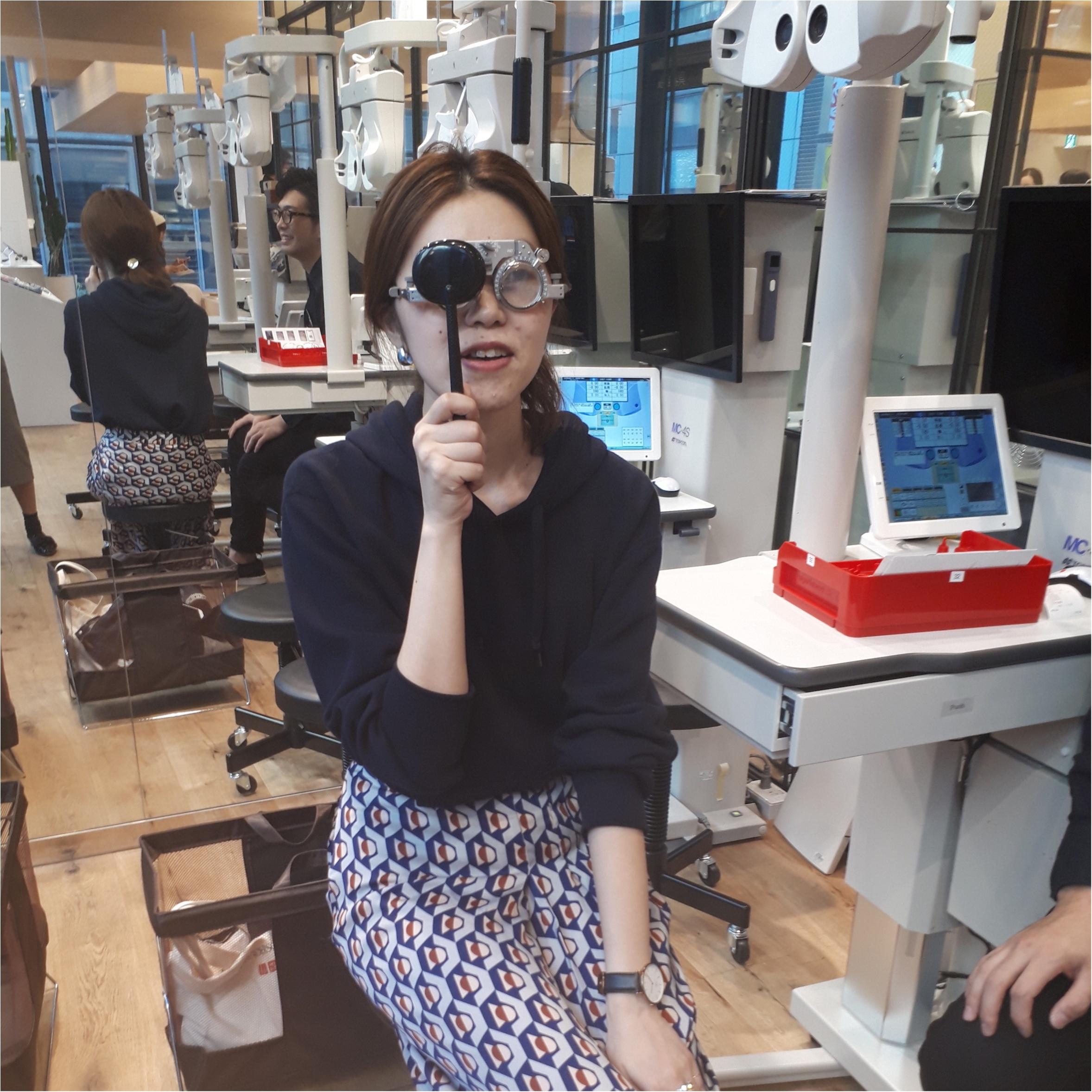 ライターみかりんが『JINS』でガチのメガネ選び! 自分にいちばん似合うメガネに出合った♡_3_4