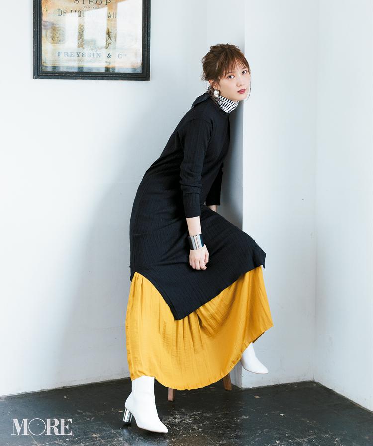 この冬着たい、みんなから愛される【ニットワンピース】カタログ | ファッション(2018・2019年冬編)_1_6