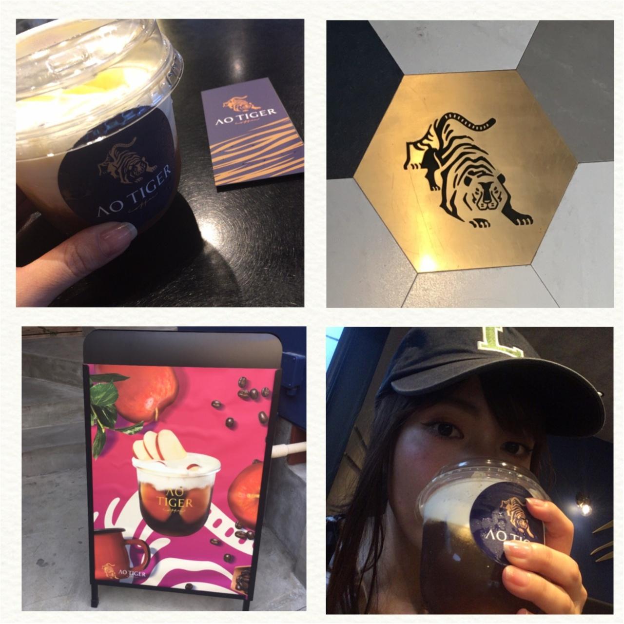 <台湾発>暑い日にオススメ!フルーツ×コーヒーのヒンヤリドリンクが飲めるのはココだけ♡_4