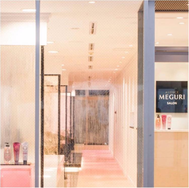 自分の髪が好きになる♡「ASIENCE MEGURI」のサロンで無料の髪質診断&ヘアケア体験!@東京・表参道_2