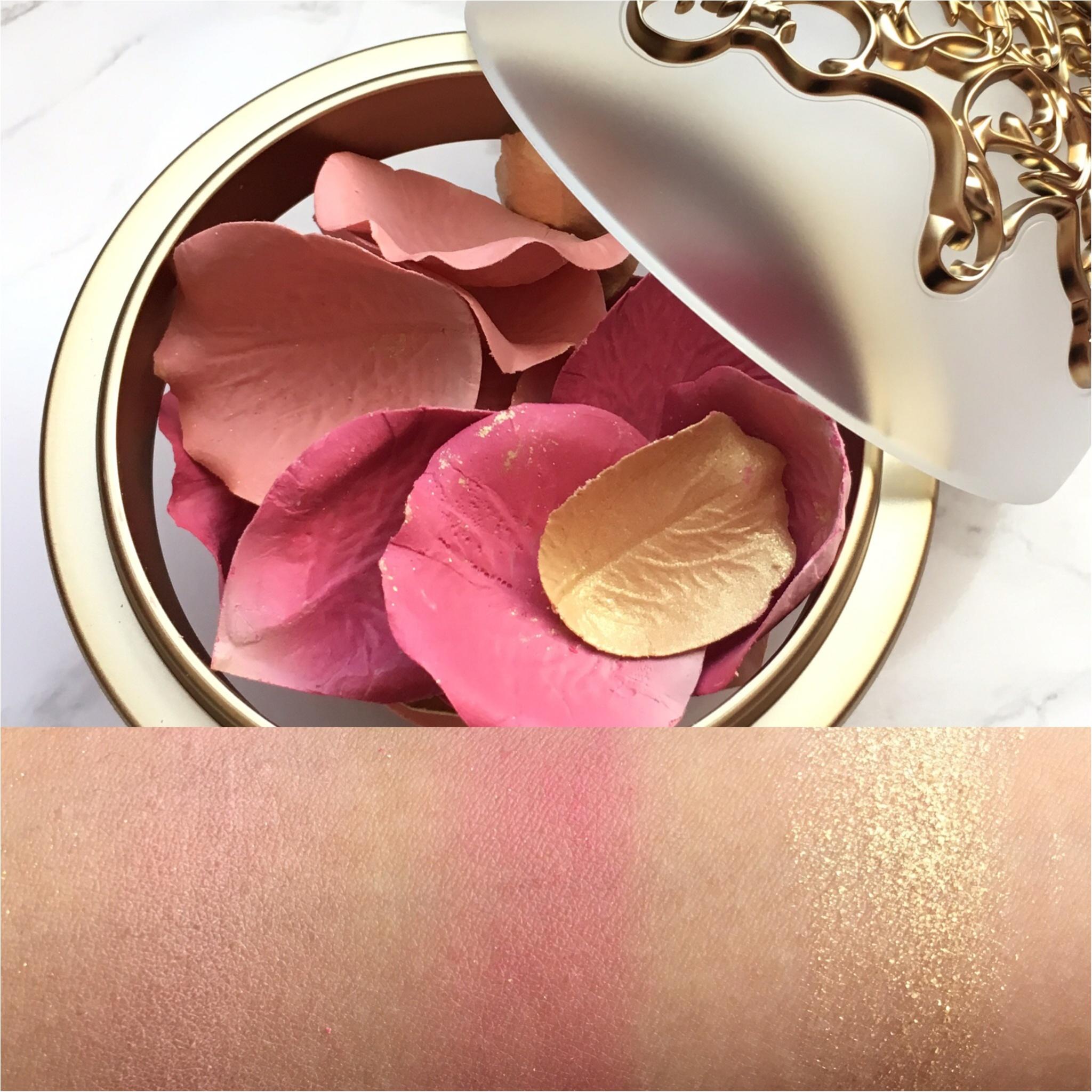 3色ローズが #インスタ映え♡『ラデュレ』の新作花びらチークをライターゆうりがお試し_3