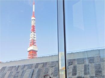 東京タワーを近くに眺めながらゆっくりできるアフタヌーンティー【ザ・プリンス パークタワー東京】