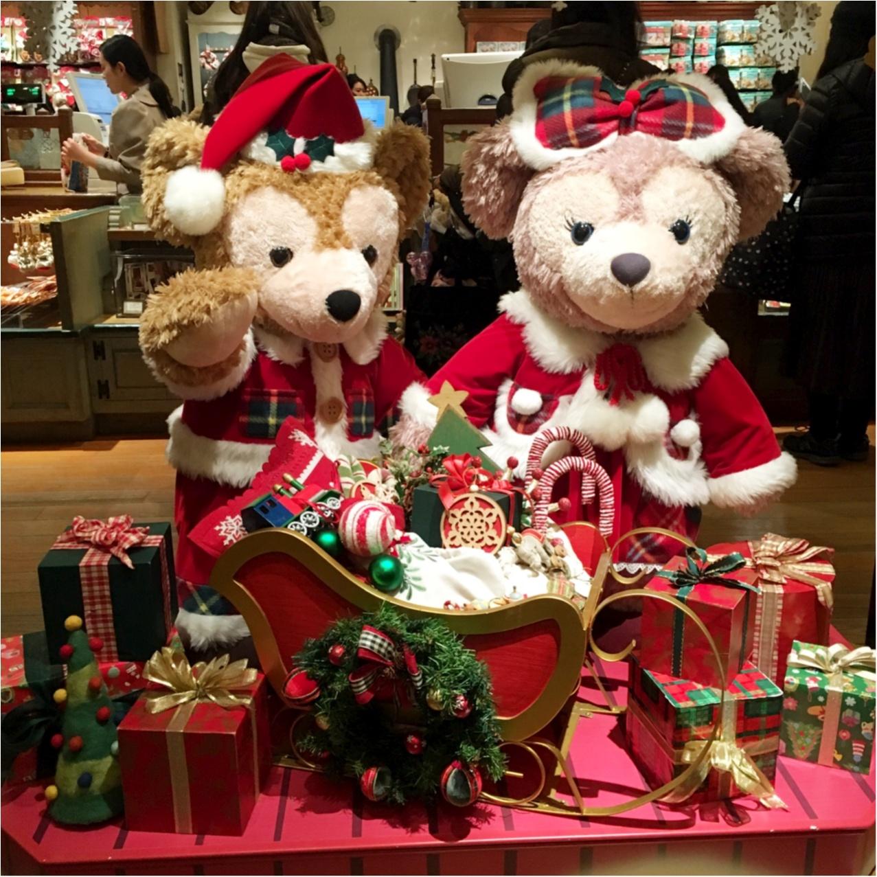 Xmasディズニー♡ 撮りたくなる!私のおすすめクリスマススポットをまとめ♪_1