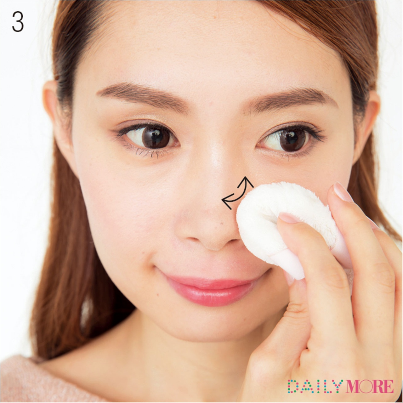 鼻や顔のテカり防止メイク特集 - 汗をかいても崩れにくいメイクテクは?_29