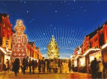 冬のみなとみらいデートに外せない♡ 「クリスマスマーケットin 横浜赤レンガ倉庫」が今年も開催! 【11/23(金・祝)~12/25(火)】