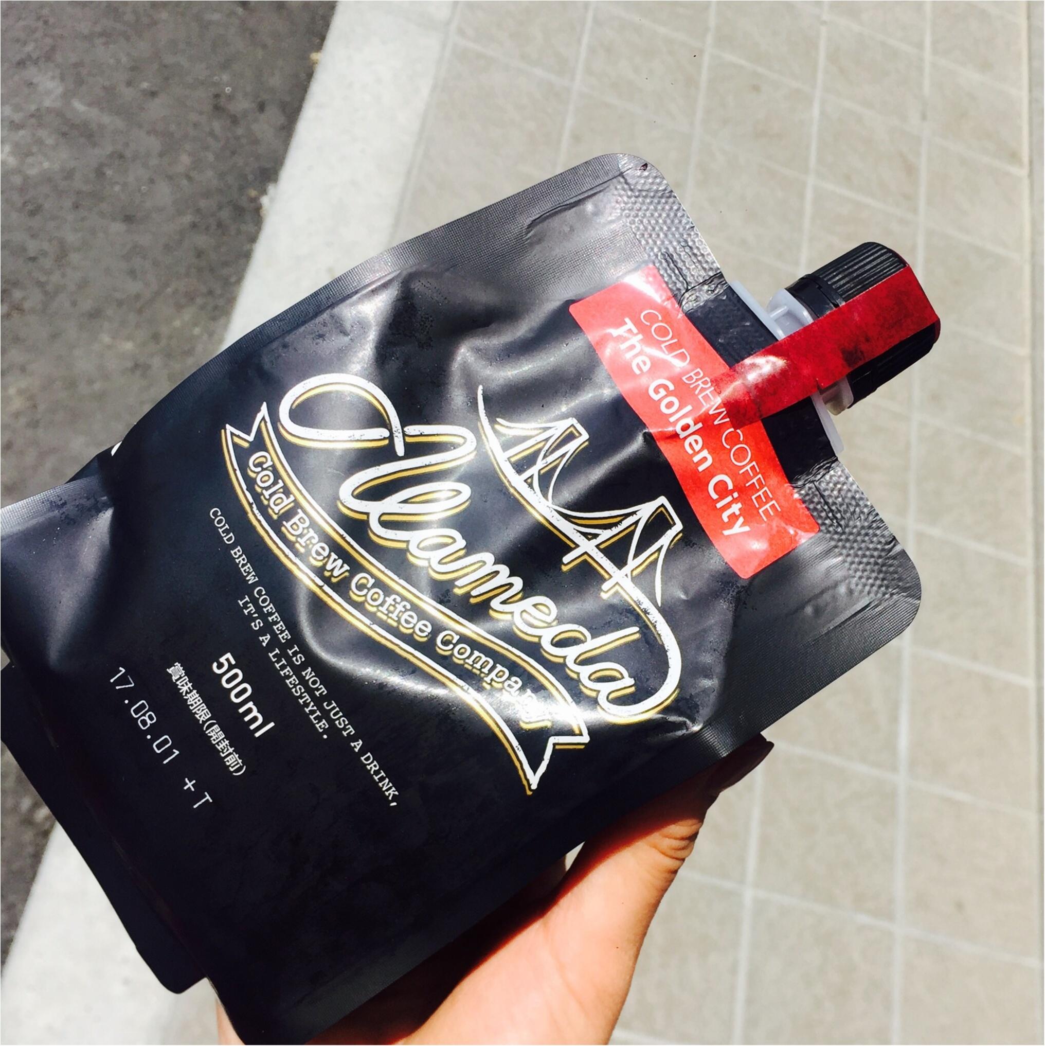 コンビニで発見!低温抽出が決め手のAlameda Cold Brew Coffee♡_2