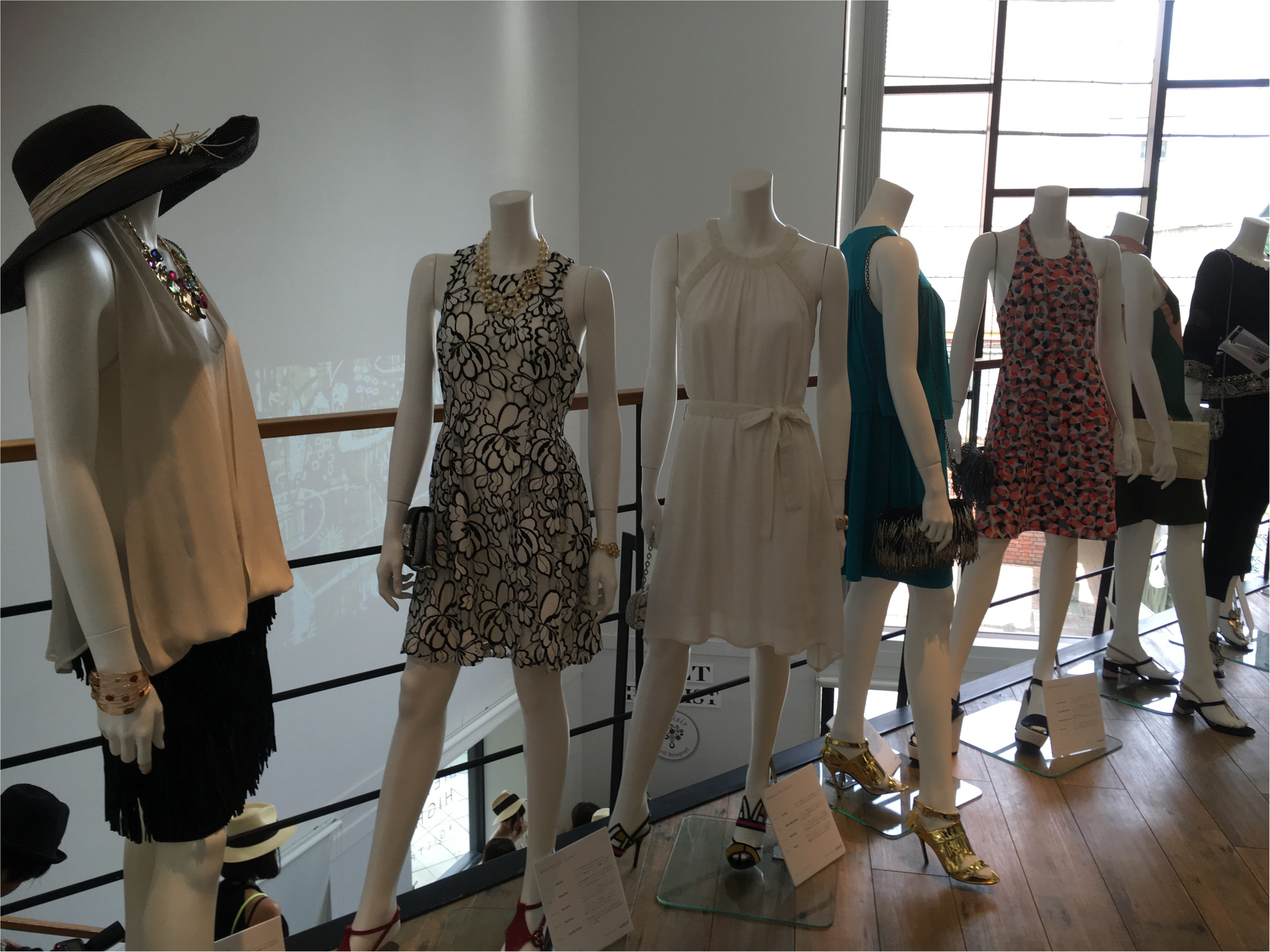 ♡ドレスコードは【ハットorヒール】◡̈オシャレ女子たくさんのイベントに潜入‼︎♡モアハピ◡̈のぞみ♡_3