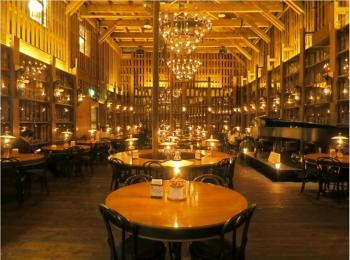 幻想的で美しい♡167個のランプが灯る喫茶店 『 北一ホール 』の世界にうっとり♡♡