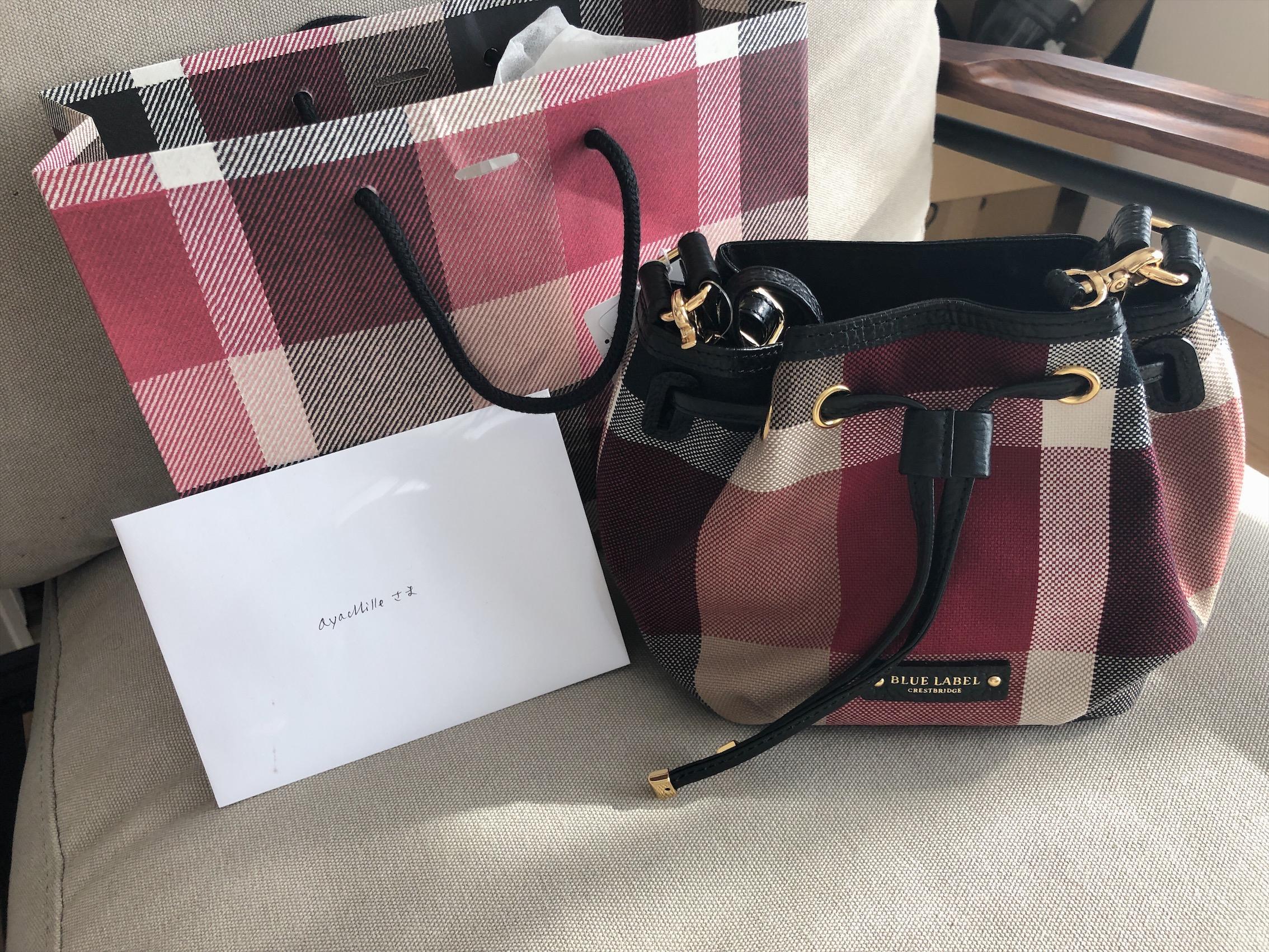 こんなバッグが欲しかった♡コロンと小さいのに十分荷物が入る《ブルーレーベル・クリストブリッジ×MORE》!!_1