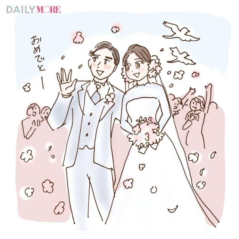 結婚式イベントをしないと離婚の可能性が2倍に高まる⁉︎ 「ラブ婚」と「バツ婚」の違い5つ!_1