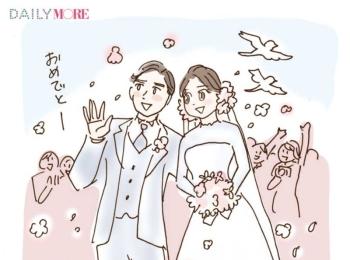 結婚式イベントをしないと離婚の可能性が2倍に高まる⁉︎ 「ラブ婚」と「バツ婚」の違い5つ!