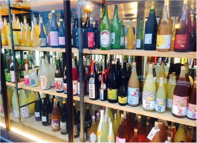 日本酒×イタリアン!異色な組み合わせが、ものすごく心地よい◎!_1