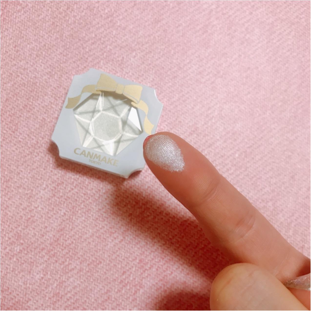 【キャンメイク】600円でツヤ肌に♡ 《クリームハイライター》が使えるっ!_2