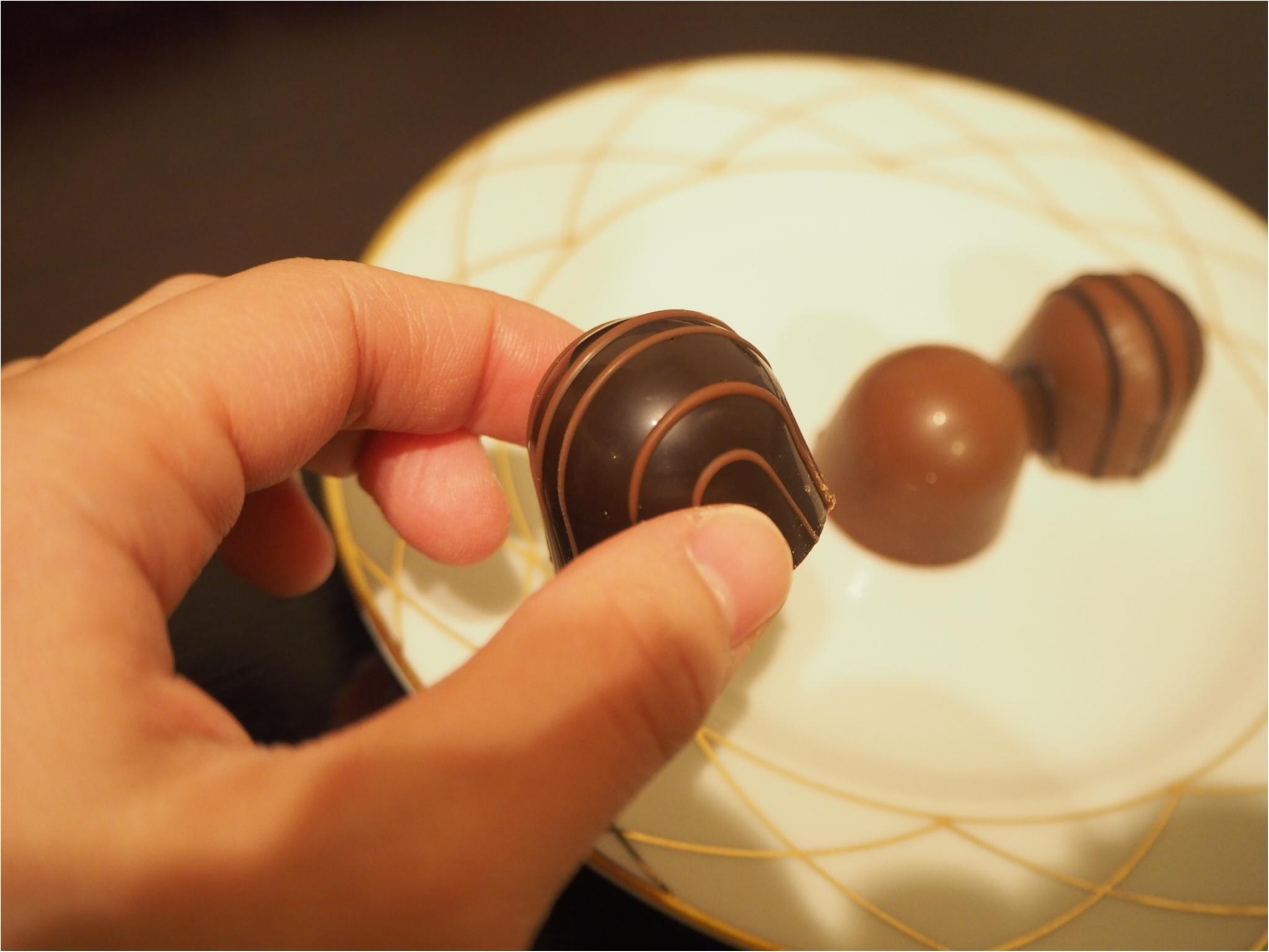 コンビニで見つけた「ホテルオークラ」の本格的ショコラが2個で260円!_3