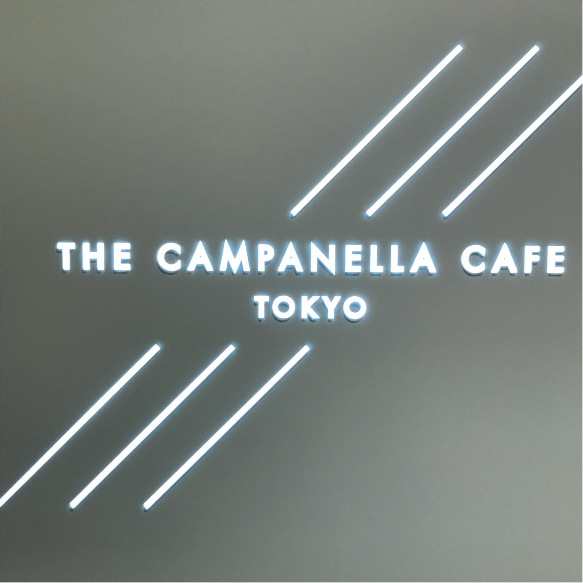★ブルー→パープルの変化系ドリンクがあるお店♡大好きな水色がたくさん!『CAMPANELLA CAFE』へ行ってきました★_1