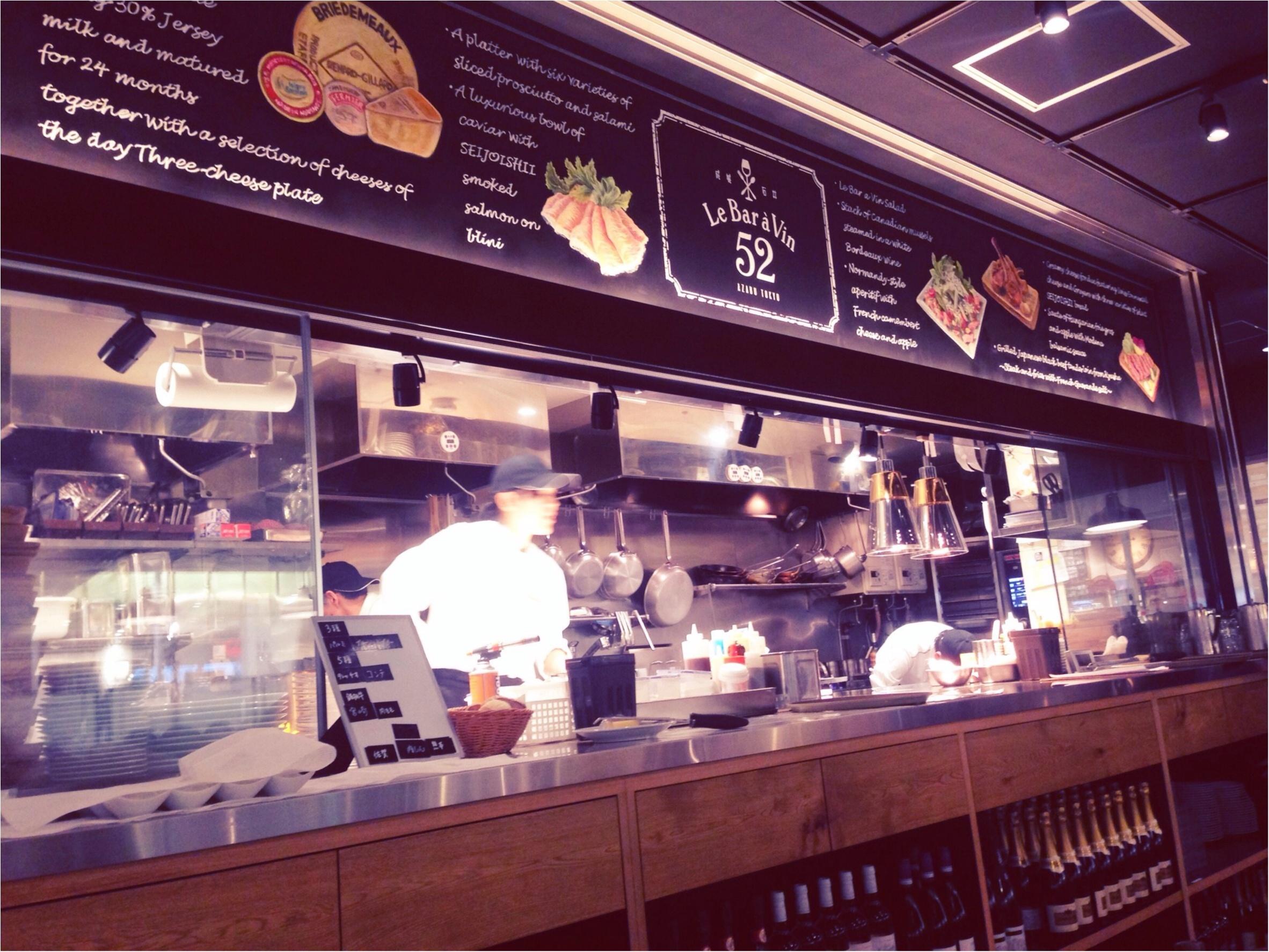 ホントは教えたくない❤️ダイエットに最適な外食店★【ロカボ】成城石井プロデュースのワインと料理が超絶おいしいお店_14