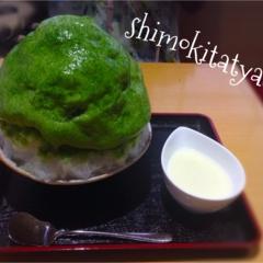 茶師十段が作る濃厚抹茶かき氷がすごい‼️行列が絶えない日本茶専門店【しもきた茶苑 大山】