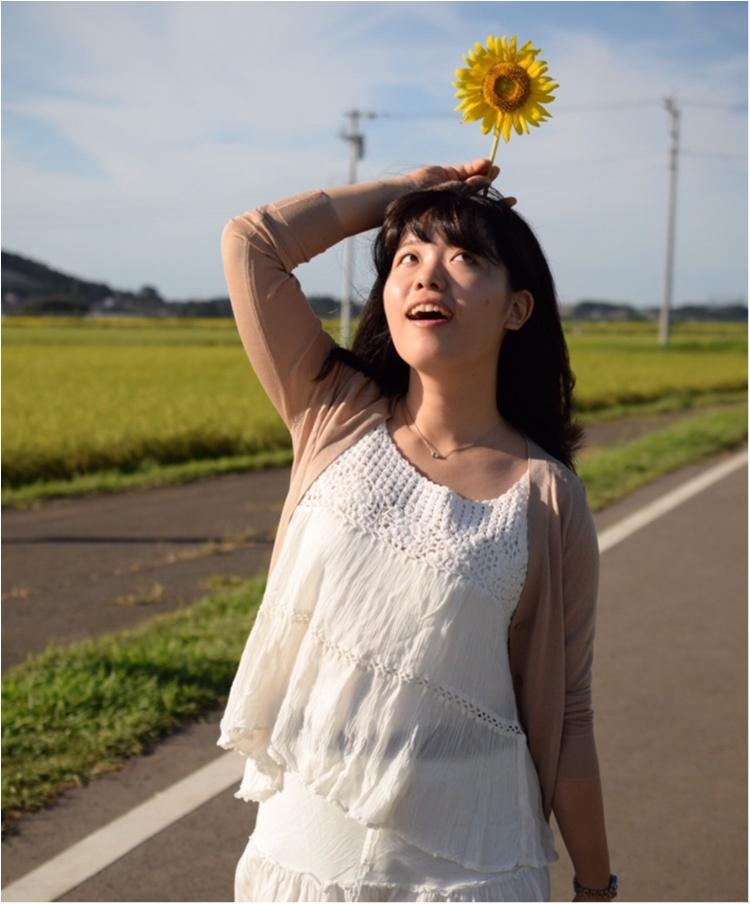 【ジェニ旅】東京ドーム2個分のひまわり畑!! 『益子ひまわり祭』で平成ラストサマーを全力で楽しむ♡_3