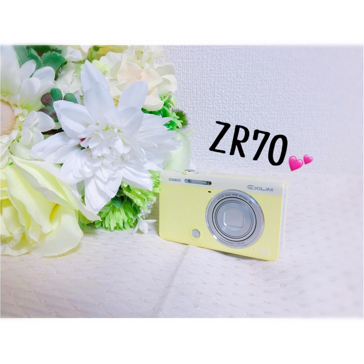▷Daily Selfieは【ZR70】でコンパクトで決まり✨_1
