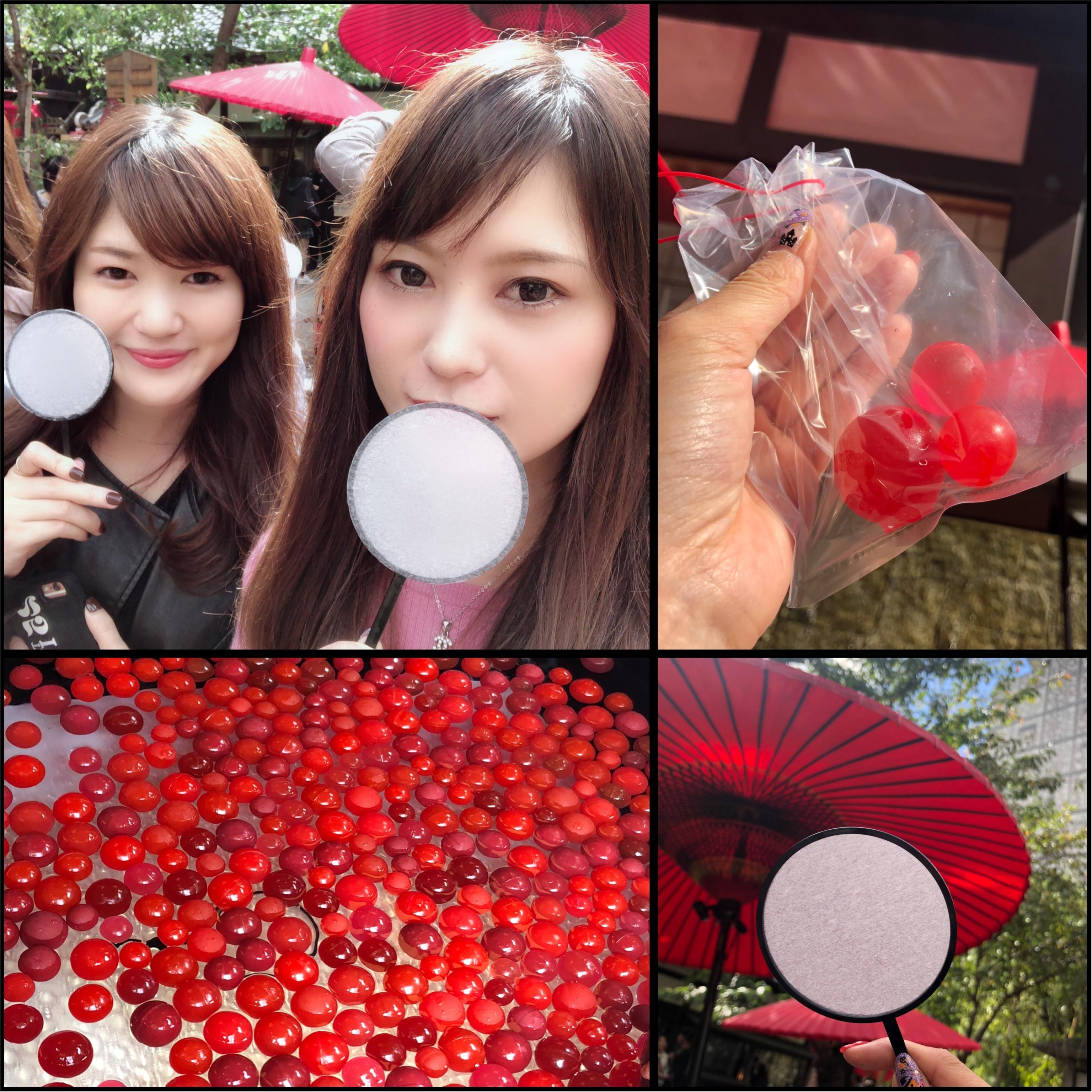 CHANELワールドに感動♡フォトスポットも沢山!CHANEL MATSURIの京都会場へ行ってきました(*˘︶˘*).。.:*♡ _2